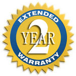 View Item Extended 2 year Warranty on 37 - 40&quot; TV's